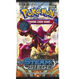 Pokemon XY - Steam Siege - Booster