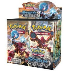 Pokemon XY - Steam Siege - Booster Box