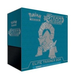 Pokemon XY - Steam Siege Elite Trainer Box