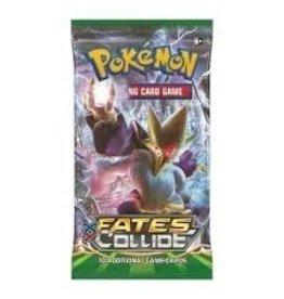 Pokemon XY - Fates Collide - Booster