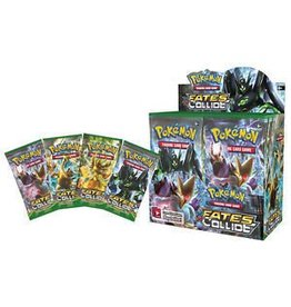 Pokemon XY - Fates Collide - Booster Box