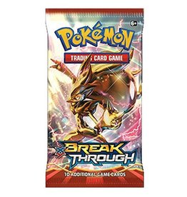 Pokemon XY - Breakthrough - Booster