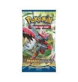 Pokemon XY - Breakpoint - Booster