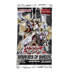 Konami YUGIOH - Breakers of Shadow - Booster Pack