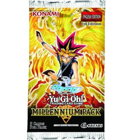 Konami YUGIOH - Millennium Pack - Booster Pack