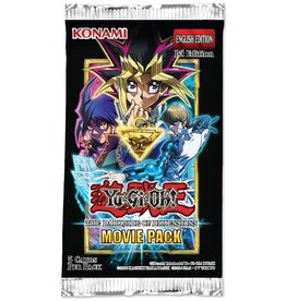 Konami YUGIOH - Movie Pack Dark Side of Dimensions - Booster Pack