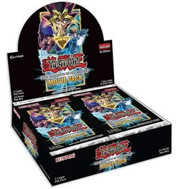 Konami YUGIOH - Movie Pack Dark Side of Dimensions - Booster Box