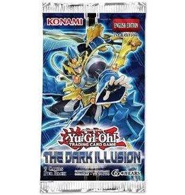 Konami YUGIOH - The Dark Illusion - Booster Pack