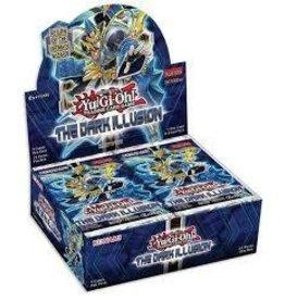 Konami YUGIOH - The Dark Illusion - Booster Box