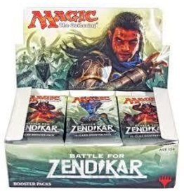 Wizards of The Coast Magic The Gathering - Battle For Zendikar - Booster Box