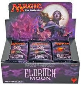 Wizards of The Coast Magic The Gathering - Eldritch Moon - Booster Box
