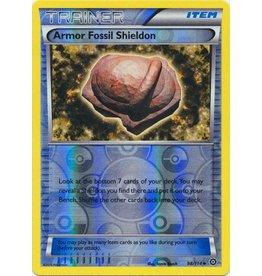 Pokemon Armor Fossil Shieldon - 98/114 - Uncommon - Reverse Holo