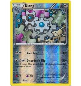 Pokemon Klang - 72/114 - Uncommon - Reverse Holo