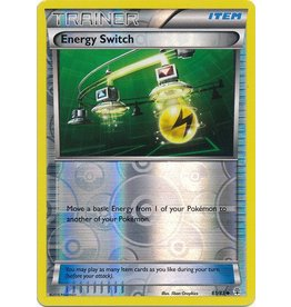 Pokemon Energy Switch - 61/83 - Uncommon - Reverse Holo