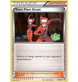 Pokemon Team Flare Grunt - 73/83 - Uncommon