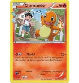 Pokemon Charmander - RC3/RC32 - Common