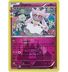 Pokemon Diancie - RC22/RC32 - Uncommon - Holo