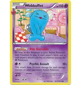 Pokemon Wobbuffet - RC11/RC32 - Common