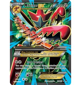 Pokemon Mega Scizor-EX - 120/122 - Full Art Ultra Rare