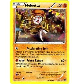 Pokemon Meloetta - 85/162 - Rare