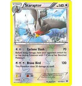 Pokemon Staraptor - 127/162 - Rare Reverse Holo