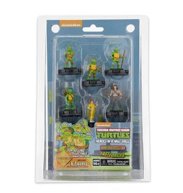 WizK!ds Heroclix - TMNT - Heroes in a Half Shell - Fast Forces