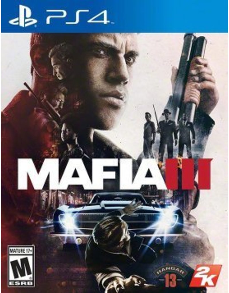 2k Games Mafia 3 - Playstation 4