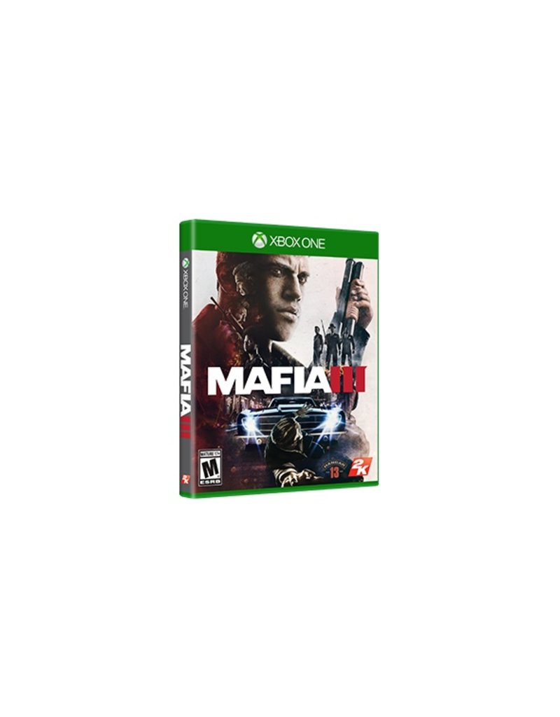 2k Games Mafia 3 - XBOX ONE