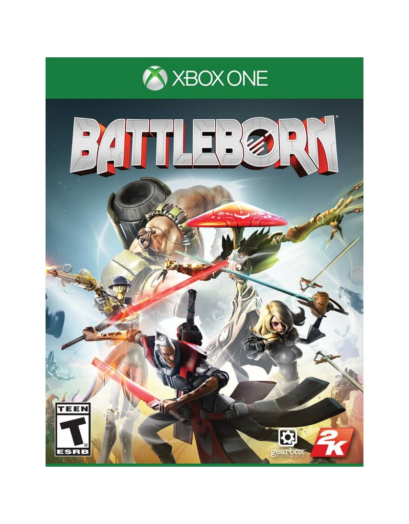 2k Games Battleborn - Xbox One