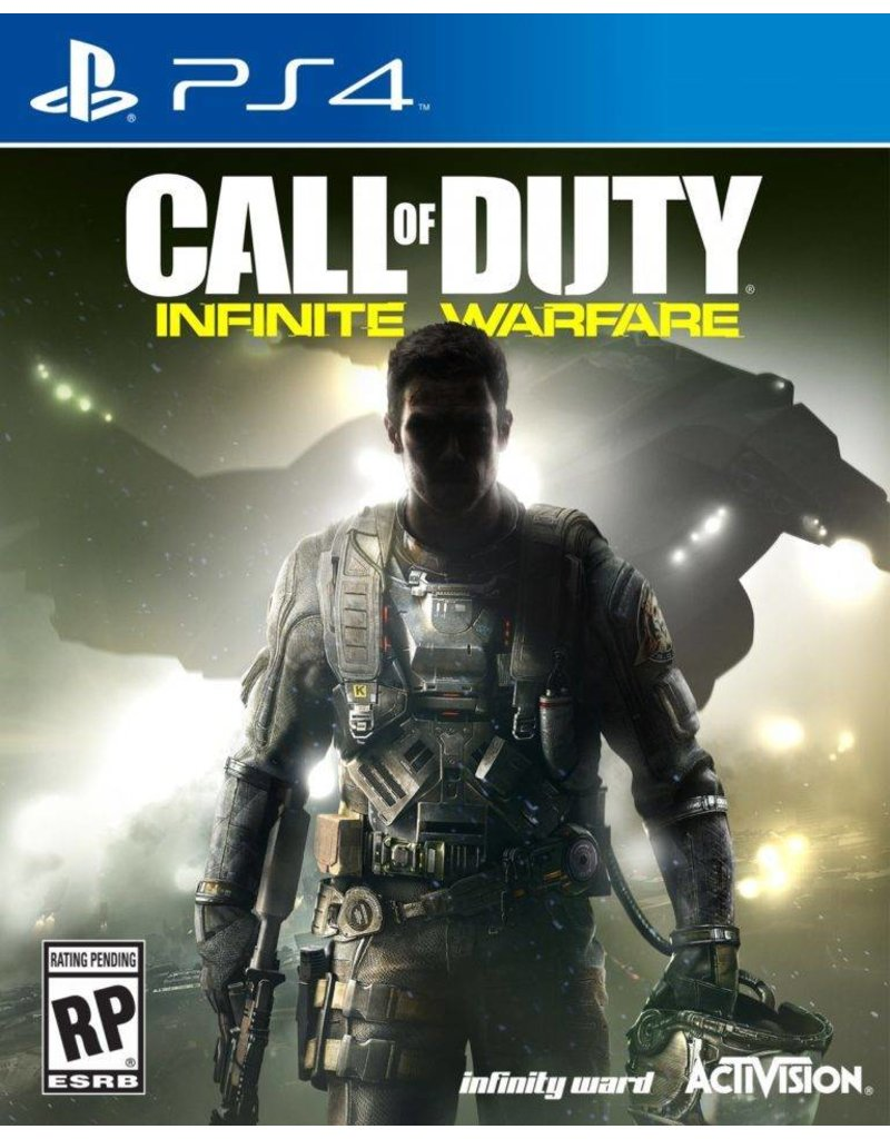 Activision Call of Duty: Infinite Warfare - PS4