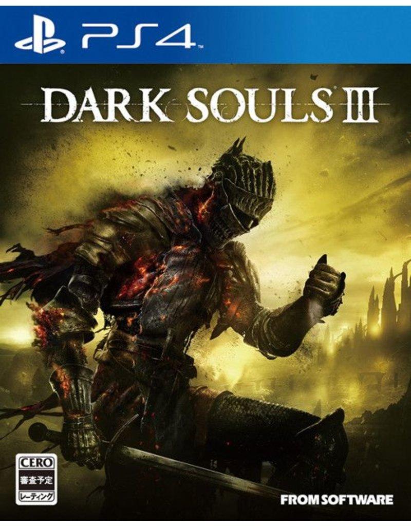 Bandai Namco Dark Souls 3 - Playstation 4