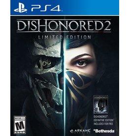 Bethesda Dishonored 2 - Playstation 4
