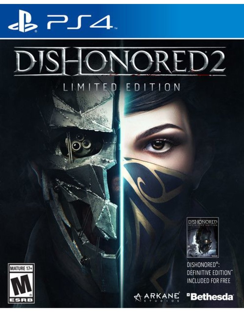 Bethesda Dishonored 2 - Playstation 4