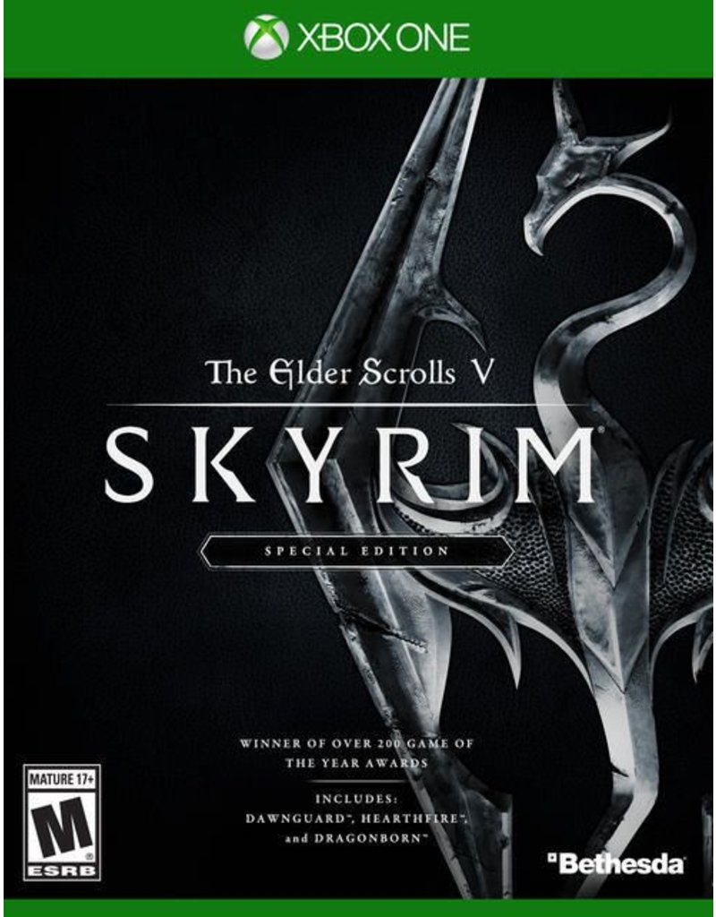 Bethesda Elder Scrolls V: Skyrim - Special Edition