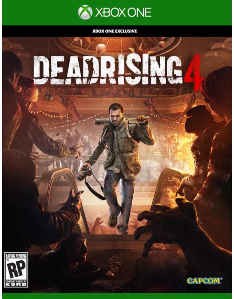 Capcom Dead Rising 4 - Xbox One