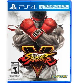 Capcom Street Fighter 5 - Playstation 4