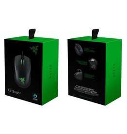 Razer Razer Abyssus V2 - Essential Ambidextrous Gaming Mouse