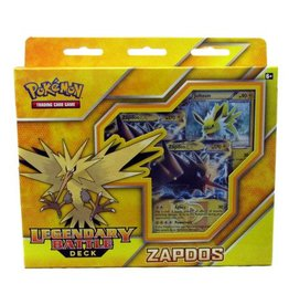 Pokemon Pokemon - Legendary Battle Decks - Zapdos
