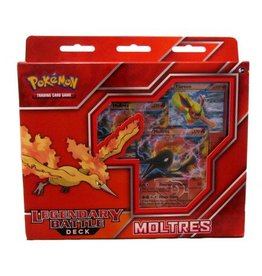 Pokemon Pokemon - Legendary Battle Decks - Moltres