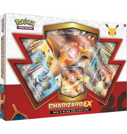 Pokemon Pokemon - Red & Blue Collection - Charizard-EX