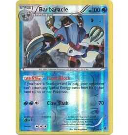 Pokemon Barbaracle - 23/124 - Rare Reverse Holo