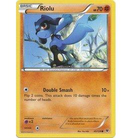 Pokemon Riolu - 45/124 - Common