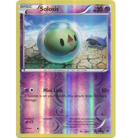 Pokemon Solosis - 33/124 - Common Reverse Holo