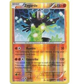 Pokemon Zygarde - 53/124 - Rare Reverse Holo