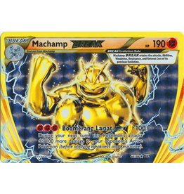 Pokemon Machamp BREAK - 60/108 - Rare BREAK