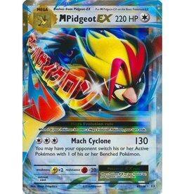 Pokemon Mega-Pidgeot-EX - 65/108 - Holo Rare ex