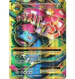 Pokemon Mega-Venusaur-EX - 100/108 - Ultra Rare Full Art