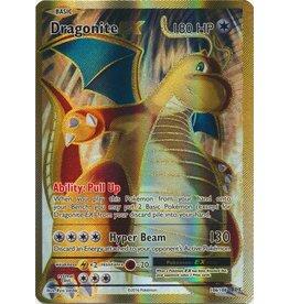 Pokemon Dragonite-EX - 106/108 - Ultra Rare