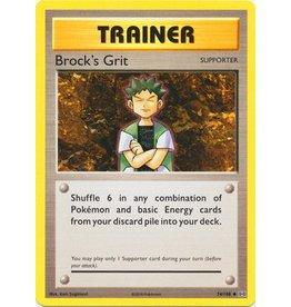 Pokemon Brock's Grit - 74/108 - Uncommon