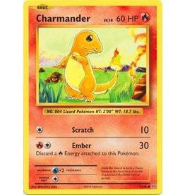Pokemon Charmander - 9/108 - Common